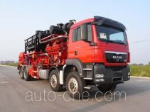 Sinopec SJ Petro SJX5441TYL140 fracturing truck