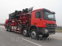 Sinopec SJ Petro SJX5443TYL140 fracturing truck