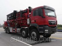 Sinopec SJ Petro SJX5445TYL140 fracturing truck