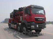 Sinopec SJ Petro SJX5446TYL140 fracturing truck