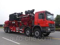 Sinopec SJ Petro SJX5450TYL140 fracturing truck