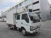 Kaifeng SKF5049XLC-S refrigerated truck