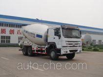 Shengrun SKW5255GJBZZ concrete mixer truck