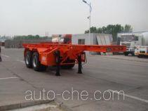 Shengrun SKW9351TJZG container transport trailer