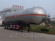Shengrun SKW9408GYQ liquefied gas tank trailer