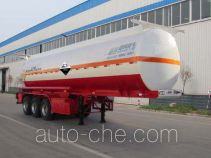 Shengrun SKW9401GFWA corrosive materials transport tank trailer