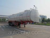 Shengrun SKW9401GRH lubricating oil tank trailer