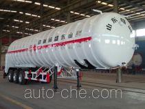 Shengrun SKW9402GDY1 cryogenic liquid tank semi-trailer