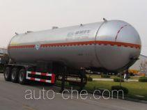 Shengrun SKW9402GYQ liquefied gas tank trailer