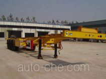 Shengrun SKW9402TJZ container transport trailer