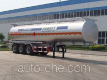 Shengrun SKW9403GRY flammable liquid tank trailer