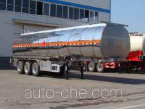 Shengrun SKW9405GRYL flammable liquid aluminum tank trailer