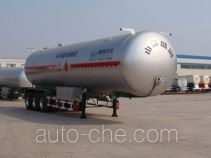 Shengrun SKW9405GYQ liquefied gas tank trailer
