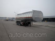 Shengrun SKW9406GRYT flammable liquid tank trailer