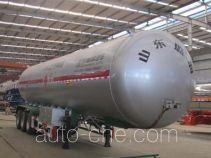 Shengrun SKW9406GYQ liquefied gas tank trailer