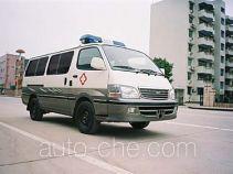 圣路牌SL5030XJH-L型救护车