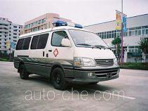 圣路牌SL5030XJH-M型救护车