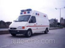 圣路牌SL5030XJHE1型救护车