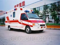 圣路牌SL5030XJHE2型救护车
