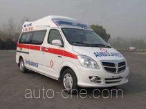 圣路牌SL5030XJHY2型救护车