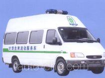 Shenglu family planning vehicle