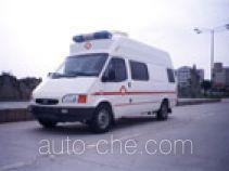 Shenglu SL5030XZDE1 medical diagnostic vehicle