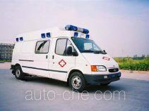 圣路牌SL5031XJHE1型救护车