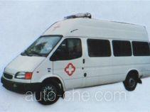 圣路牌SL5035XJH型救护车