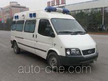圣路牌SL5040XJHE1型救护车