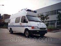 Shenglu SL5040XZDE1 medical diagnostic vehicle