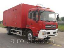 Shenglu SL5140TDYV мобильная электростанция на базе автомобиля