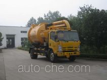 Longdi sewer flusher and suction truck