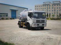 Longdi SLA5121GXWDFL6 vacuum sewage suction truck
