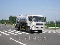 Vacuum sewage suction truck