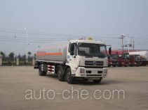 Longdi SLA5251GRYDF5A flammable liquid tank truck