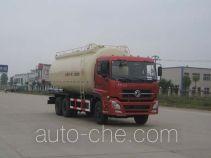 龙帝牌SLA5252GFLDFL8型低密度粉粒物料运输车
