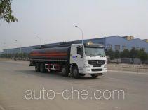 Longdi SLA5310GHYZ6 chemical liquid tank truck