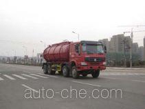 Longdi SLA5310GWNZ sludge transport tank truck