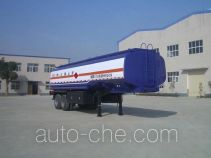 Longdi SLA9350GRY flammable liquid tank trailer