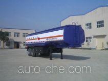 Longdi SLA9350GRY flammable liquid tank trailer