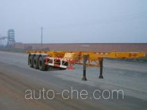 Longdi SLA9380TJZ container transport trailer