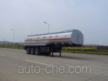 Longdi SLA9400GHY chemical liquid tank trailer
