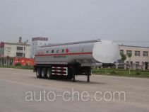 Longdi SLA9400GRY flammable liquid tank trailer