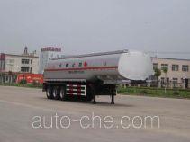 Longdi SLA9400GRY flammable liquid tank trailer