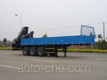 Longdi SLA9401JJH weight testing trailer