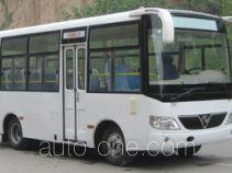 少林牌SLG6660C4GE型城市客车