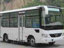 少林牌SLG6660T5GE型城市客车