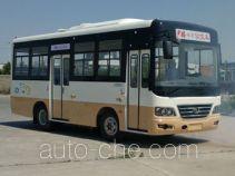 少林牌SLG6730C5GF型城市客车