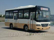 少林牌SLG6770C5GE型城市客车