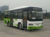 少林牌SLG6770C5GER型城市客车